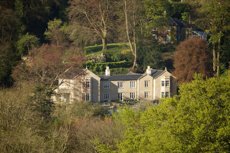 Converted hotel, Limpley Stoke
