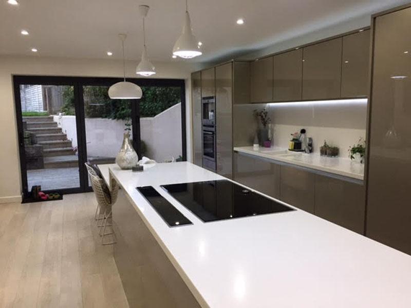 Contemporary home, Batheaston
