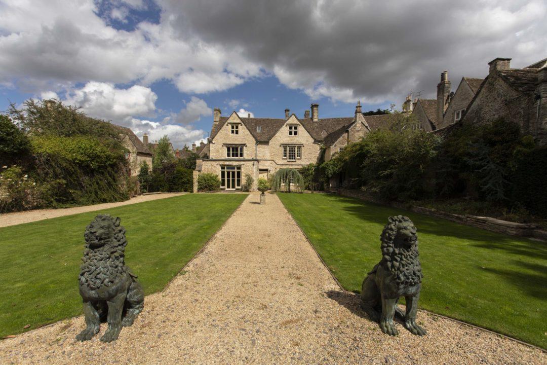 Manor house – Tetbury