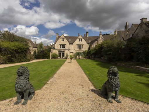 Manor house – Tetbury