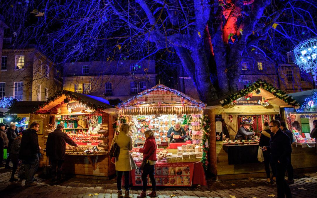 Bath Christmas Market 2019