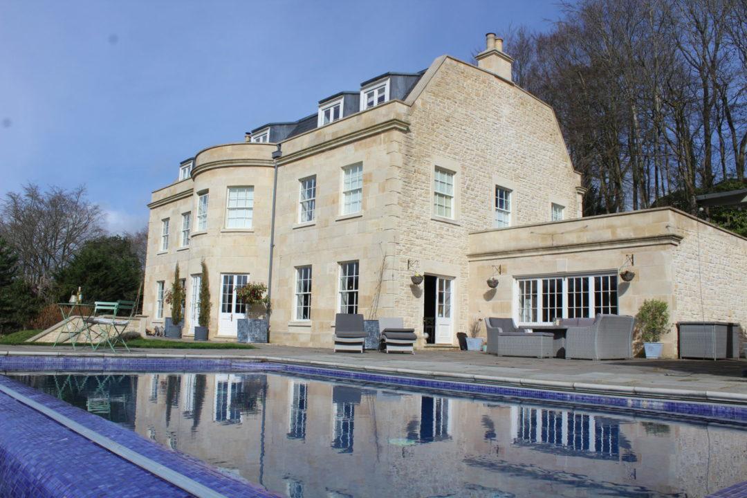 Luxury Georgian Mansion – Bath area