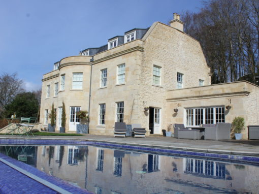 Luxury Georgian Mansion – Bath area