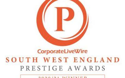 South West Winners  – Prestige Award
